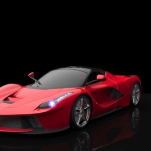 Ferrari LaFerrari 2014 Wallpaper 8 300x300