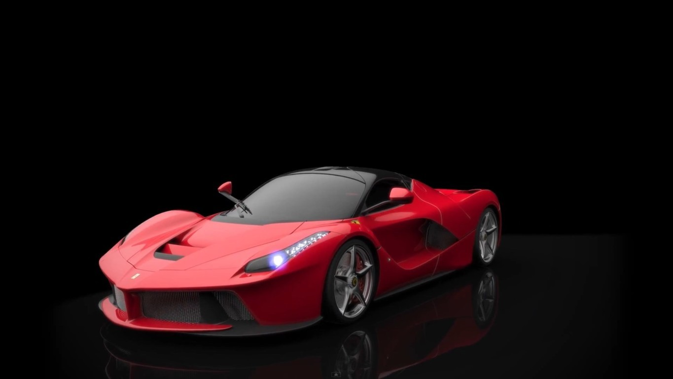 Ferrari LaFerrari 2014 Wallpaper 8