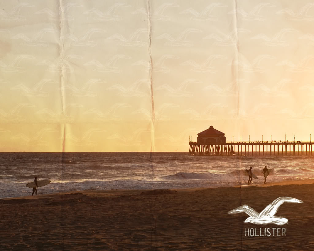 Hollister Wallpaper 7