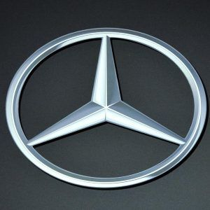 Mercedes-Benz Logo Wallpaper 12