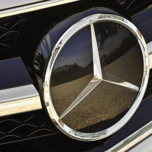 Mercedes Benz Logo Wallpaper 15 300x300
