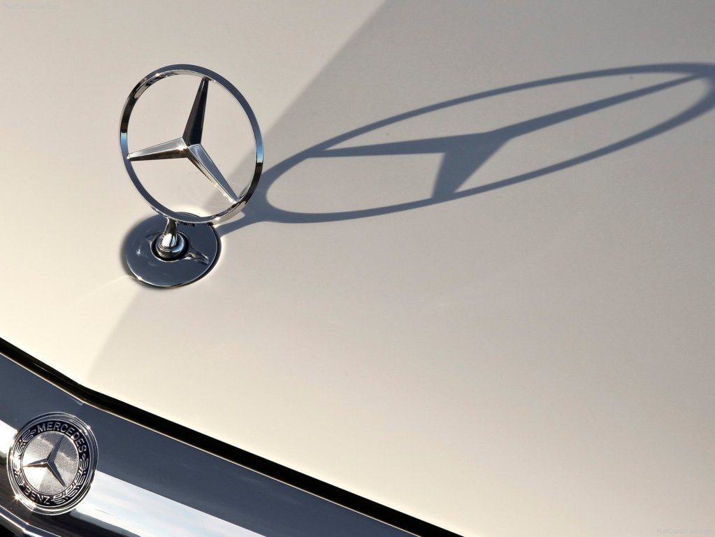 Mercedes Benz Logo Wallpaper 16