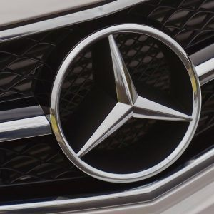 Mercedes Benz Logo Wallpaper 2 300x300