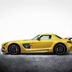 Mercedes-Benz SLS AMG Wallpaper 1