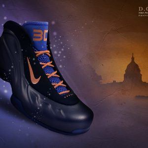 nikebasketball foamposite wallpaper foamlite collection wizards blogs store paper