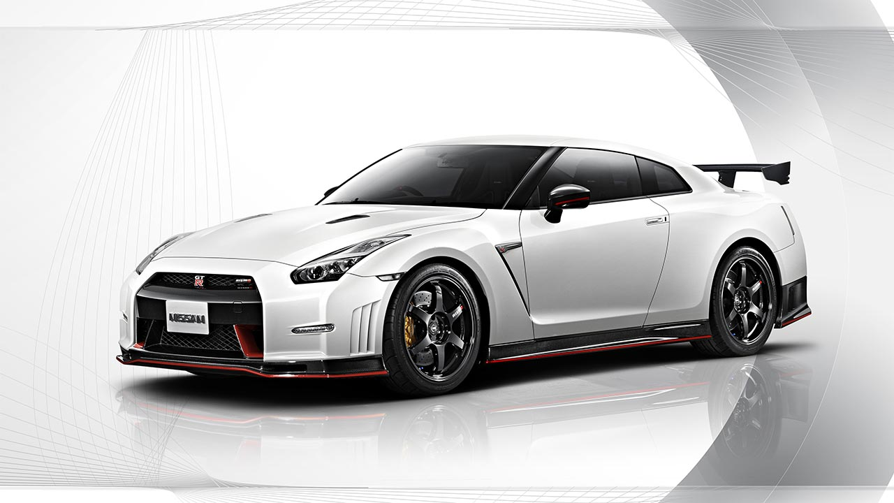Nissan GT R Nismo Wallpaper 9