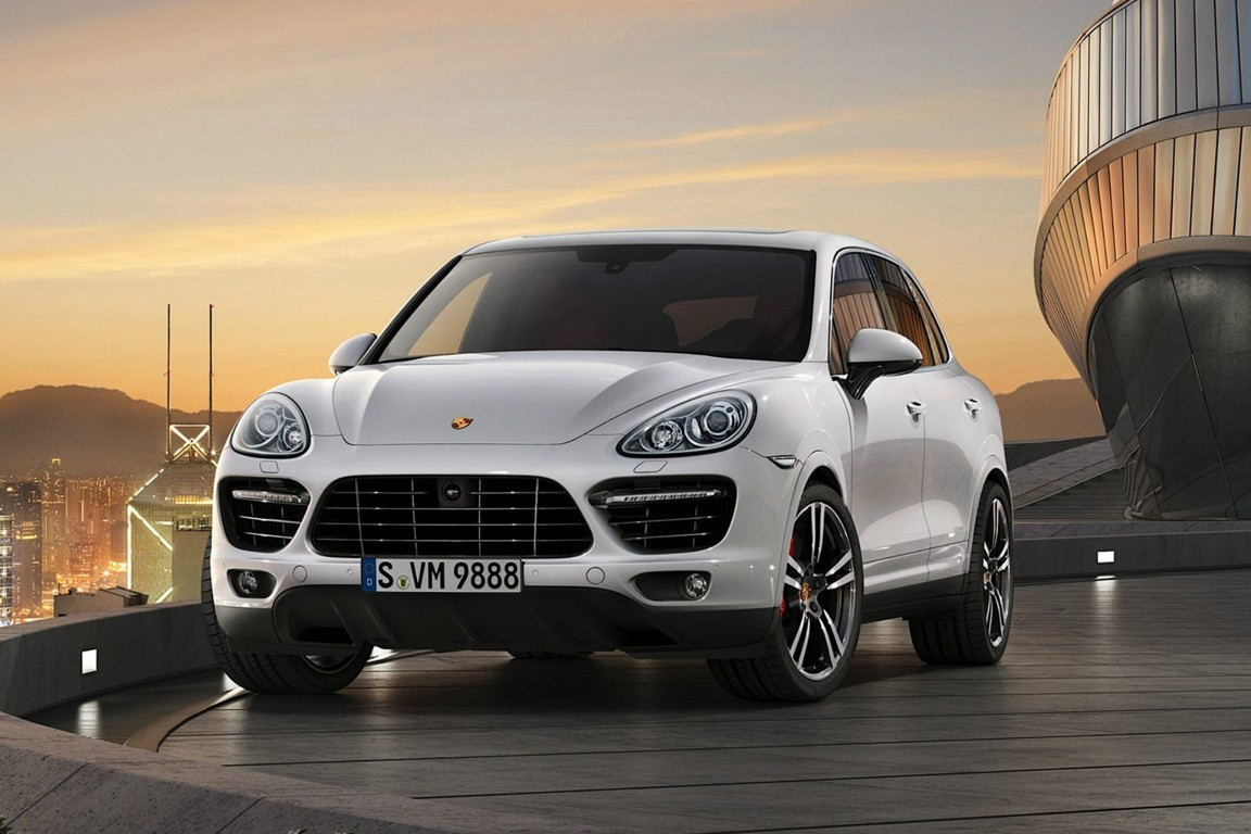 Porsche Cayenne Wallpaper 13