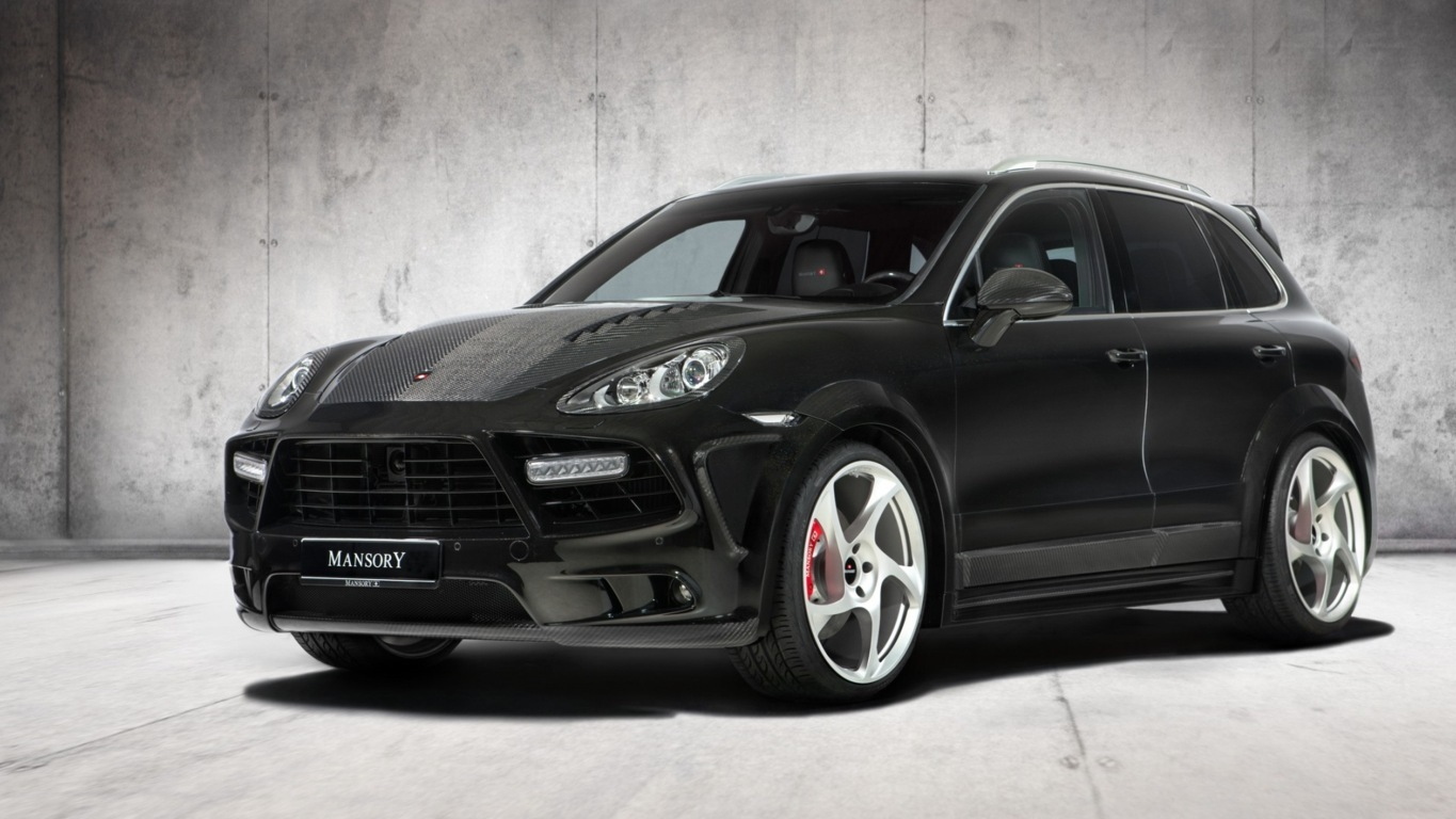 Porsche Cayenne Wallpaper 21