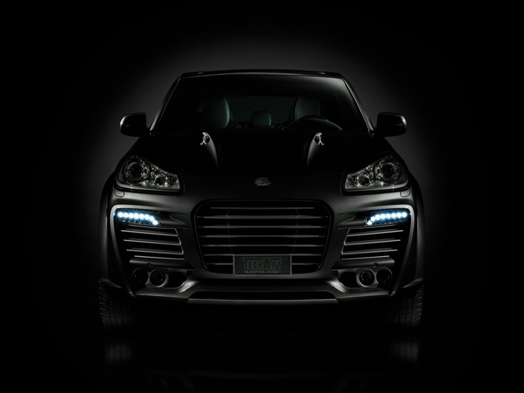 Porsche Cayenne Wallpaper 33