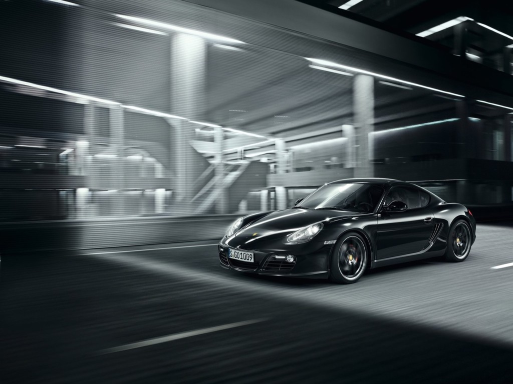 Porsche Cayman Wallpaper 16