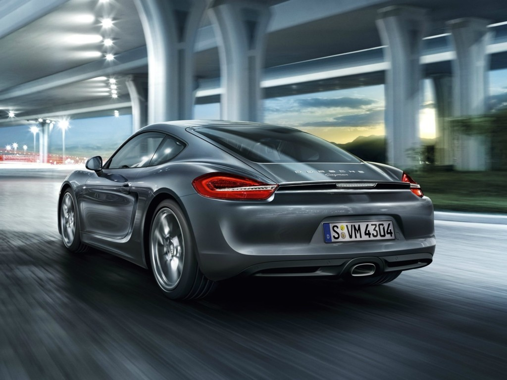 Porsche Cayman Wallpaper 19
