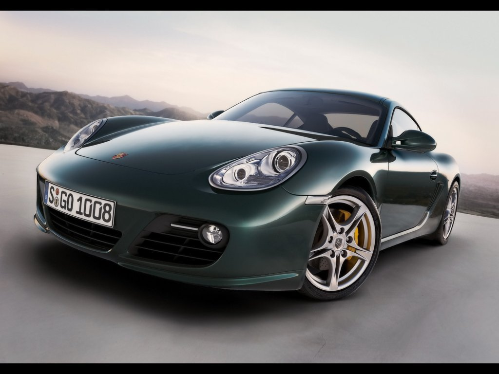 Porsche Cayman Wallpaper 29