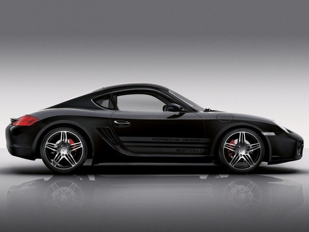 Porsche Cayman Wallpaper 43