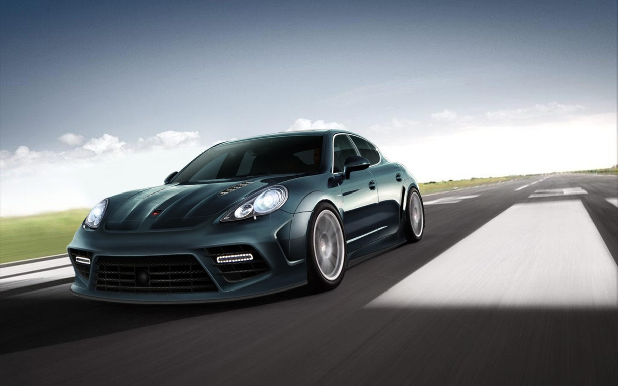 Porsche Panamera Wallpaper 34 Desktop Wallpapers Hd