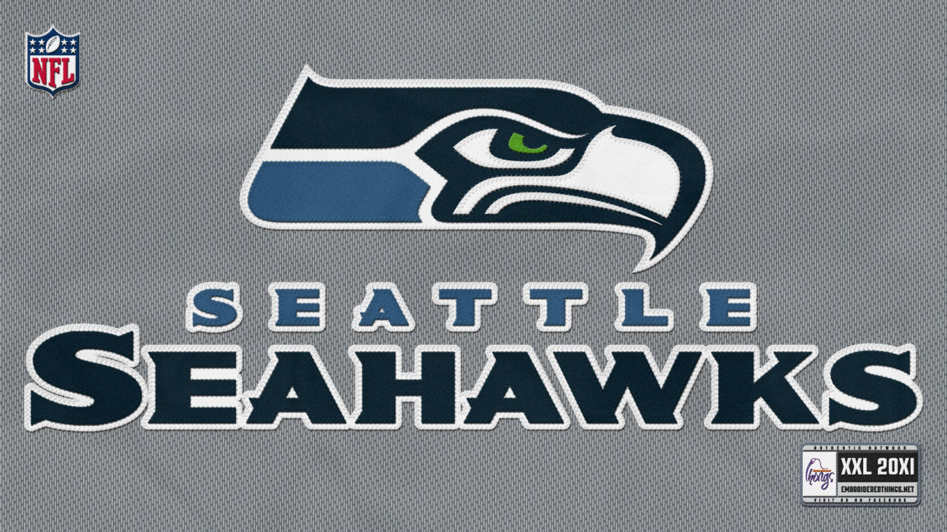 Seattle Seahawks Logo Wallpaper 10