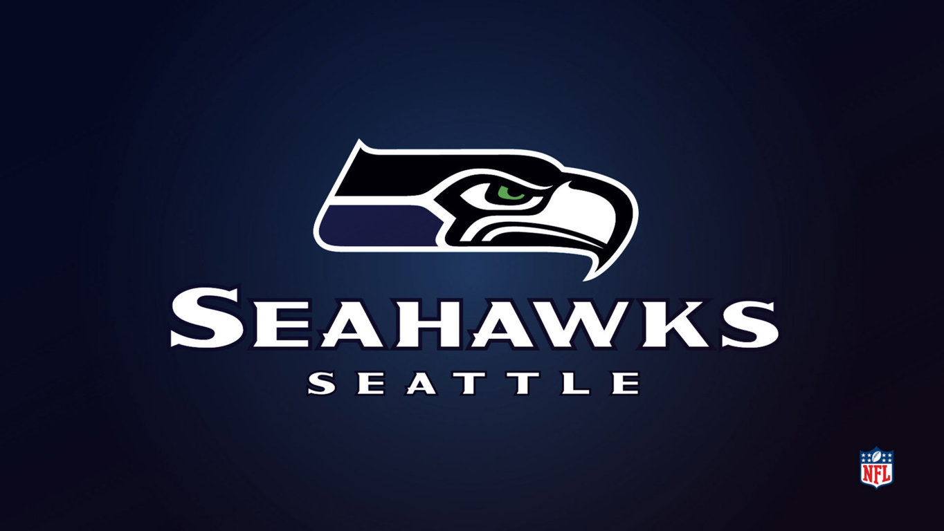 Seattle Seahawks Logo Wallpaper 2