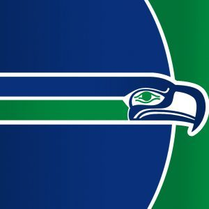 Seattle Seahawks Logo Wallpaper 4 300x300