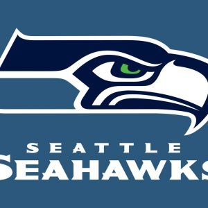 Seattle Seahawks Logo Wallpaper 7