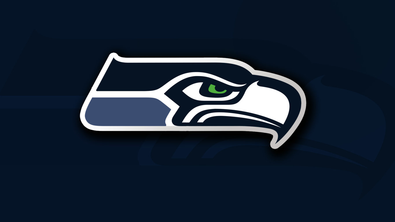 Seattle Seahawks Logo Wallpaper 9