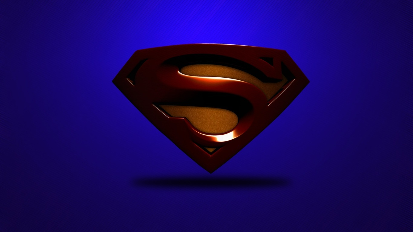 Superman Logo Wallpaper 10