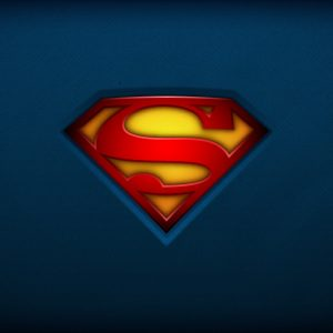 Superman Logo Wallpaper 13 300x300