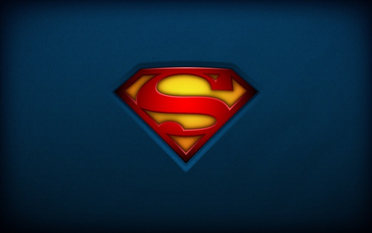 Superman Logo Wallpaper 13