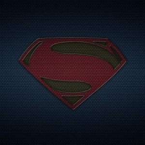 Superman Logo Wallpaper 2
