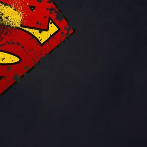 Superman Logo Wallpaper 4