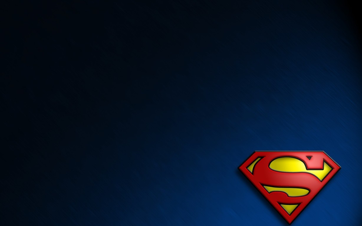 Superman Logo Wallpaper 5