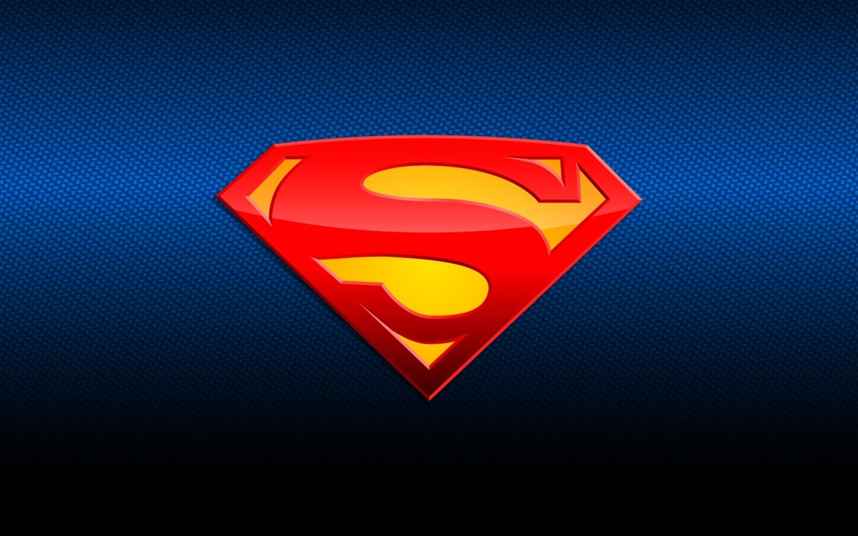Superman Logo Wallpaper 6