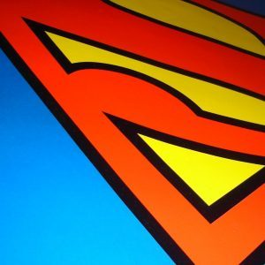 Superman Logo Wallpaper 8 300x300