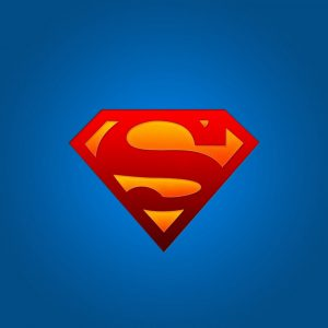 Superman Logo Wallpaper 9