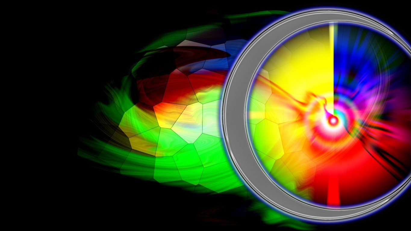 Abstract Colours Wallpaper 31
