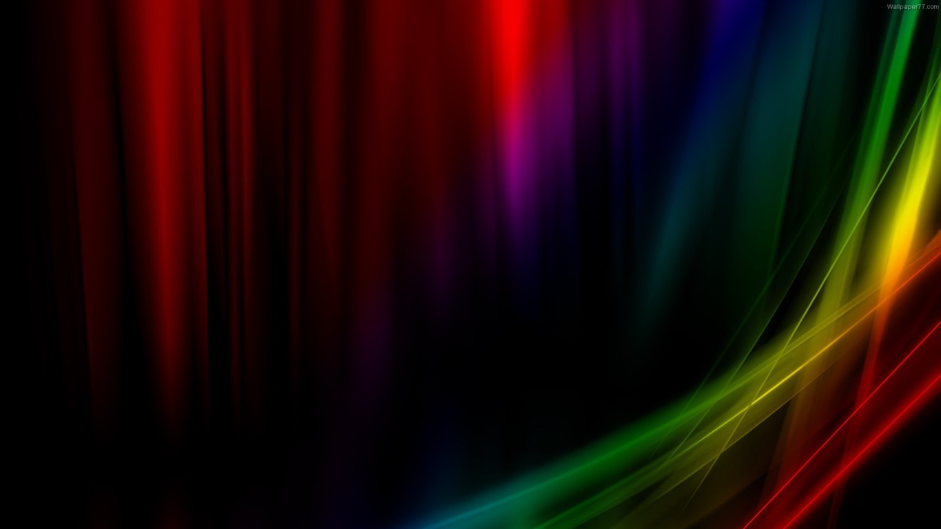 Abstract Colours Wallpaper 7
