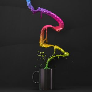 Abstract Colours Wallpaper 8