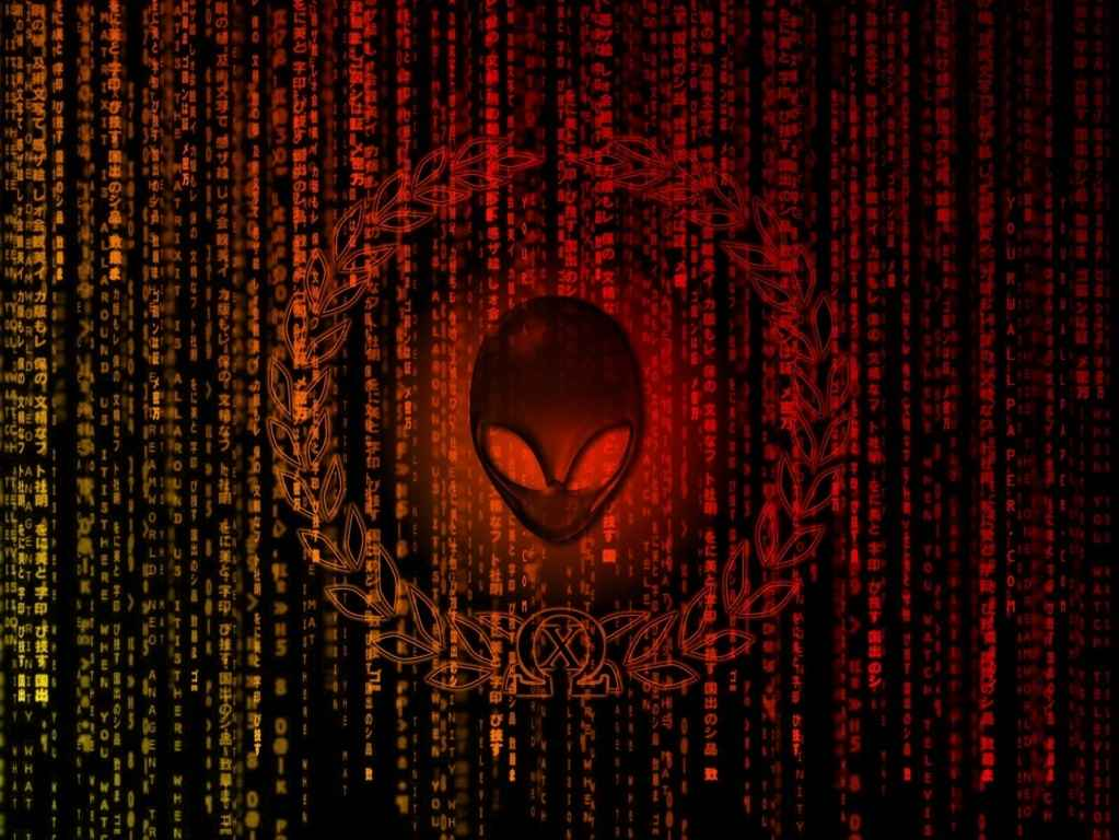 Alienware Wallpaper 1