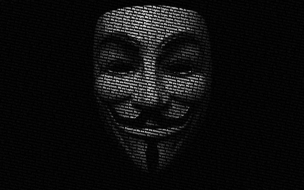 Anonymous Wallpaper 1