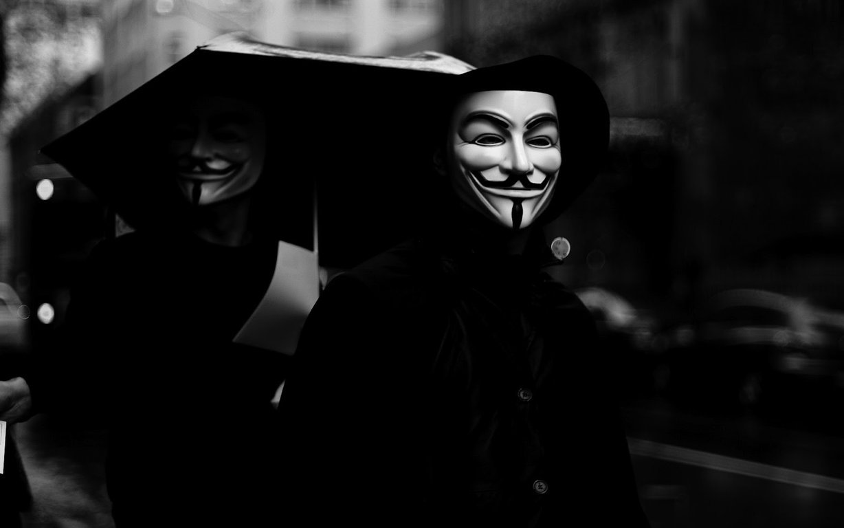 Anonymous Wallpaper 16