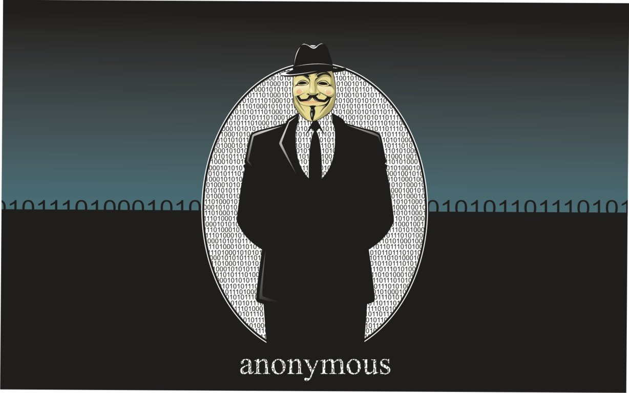 Anonymous Wallpaper 2