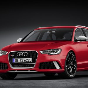 Audi RS6 Avant 2014 Wallpaper 1