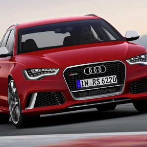 Audi RS6 Avant 2014 Wallpaper 2