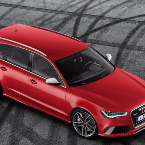 Audi RS6 Avant 2014 Wallpaper 3