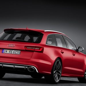 Audi RS6 Avant 2014 Wallpaper 4