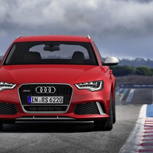 Audi RS6 Avant 2014 Wallpaper 5