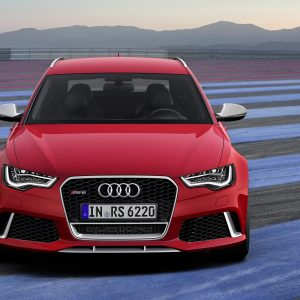 Audi RS6 Avant 2014 Wallpaper 6