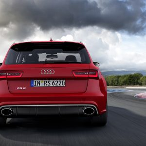 Audi RS6 Avant 2014 Wallpaper 7