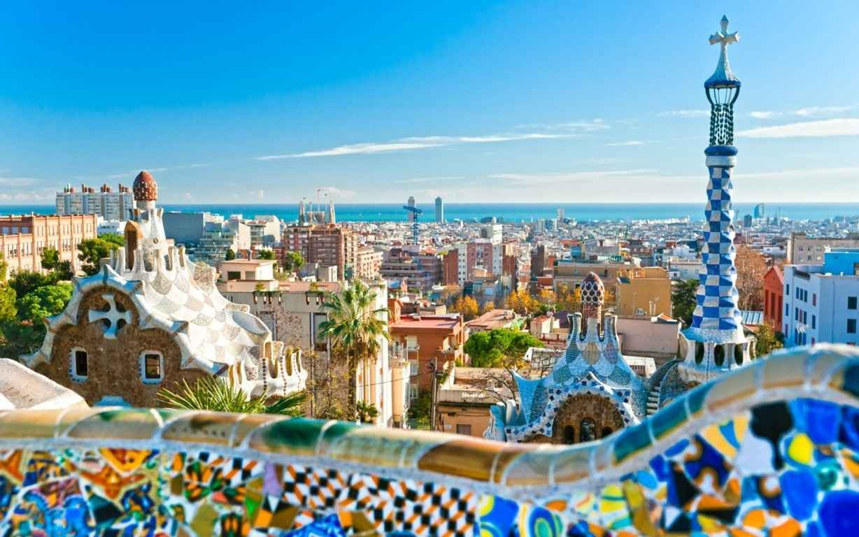 Barcelona Spain Wallpaper 8