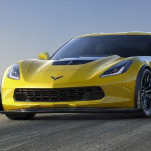 Chevrolet Corvette Z06 2015 Wallpaper 1