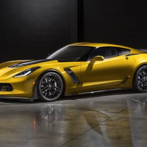 Chevrolet Corvette Z06 2015 Wallpaper 3