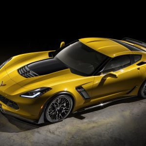 Chevrolet Corvette Z06 2015 Wallpaper 5